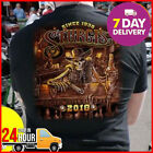 Harley Davidson 2018 STURGIS T Shirt Black Full Size $19.99 USD on eBay
