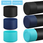 Protective Silicone Bottle Boot/Sleeve For Hydro Flask Anti-Slip Bottom Cover US