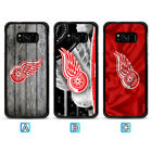 Detroit Red Wings Cover Case For Samsung Galaxy S10 Lite Plus S10e S9 S8 $4.99 USD on eBay