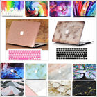 """2in1 Matte Hard Protective Case Keyboard Cover for Macbook Air Pro 11"""" 13"""""""