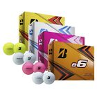 NEW Bridgestone 2019 e6 Soft Feel/Distance Golf Balls -Pick the Model & Quantity