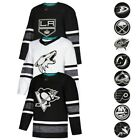 NHL Adidas Mens Black 2019 NHL All Star Parley Authentic Jersey Collection