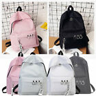 Fashion Women Canvas School Bag Girls Backpack Travel Rucksack Shoulder Bags image