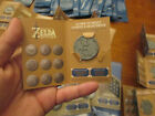 THE LEGEND OF ZELDA BREATH WILD COINS COMPLETE YOUR COLLECTION NINTENDO SERIES