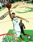 Giannis Antetokounmpo Milwaukee Bucks NBA Photo WG011 (Select Size) on eBay