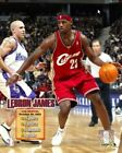 LeBron James Cleveland Cavaliers NBA Photo GD011 (Select Size) on eBay