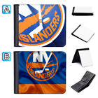 New York Islanders Leather Wallet Purse Credit Card Holder Bifold $9.99 USD on eBay