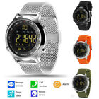 Bluetooth EX18 Swim Waterproof Smart Watch Pedometer Sport For Android iOS US