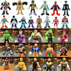 Fisher Price IMAGINEXT DC Super Friends Power Rangers Legends figure 200+ styles