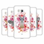 OFFICIAL MONIKA STRIGEL ANIMALS AND FLOWERS BACK CASE FOR HTC PHONES 1