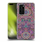 HEAD CASE DESIGNS INTRICATE PAISLEY BACK CASE FOR HUAWEI PHONES 1