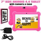 7″ Inch Kids Android 4.4 Tablet Pc Quad Core with Wifi Camera and Games