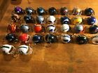 BRAND NEW NFL Mini Helmet Key Chain  - Chose Team - Free Ship $5.91 USD on eBay