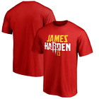 James Harden Houston Rockets 2019 NBA Hometown Collection Red T-Shirt S-5XL on eBay