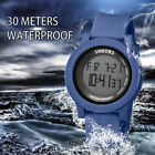 SHHORS Watch Mens/Womens Watches Waterproof Sport Outdoor LED Digital Wristwatch image