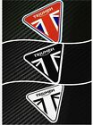 Helmet Waterproof Decal Side Tank Panniers Reflective Sticker For Triumph 2013 $10.63 CAD on eBay