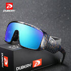 DUBERY Polarized Nitrogen Sunglasses Sport Running Fishing Golfing Driving Glass