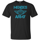 Mendes Gift Shawn Black T-Shirt Mendes Army For Men Women