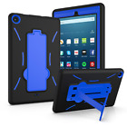 "For Amazon Fire 7 2019 9th Gen 7"" Tablet Case Three Layer Cover+Screen Protector"