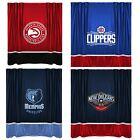 NBA Basketball TEAM Logo Bath Shower Curtain Bathroom Accessory - PICK YOUR TEAM on eBay