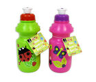 """""""Bello"""" Kids Sports Bottle with Garden Bugs Design Perfect for School & Outdoors"""