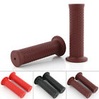 22mm Motorcycle Bike Hand Grips Rubber Grips For Triumph Scrambler Thruxton 900 $1.99 USD on eBay