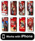Nuka Coca Cola iPhone 6 7 8 Plus X XS XR PLASTIC Case Phone Case Cover Classic $10.49  on eBay