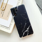 Colorful Marble Stone Phone Cases For Huawei Mate20 P30 Pro P20 Lite Nova 3i 3e