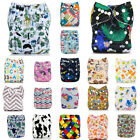 Kyпить Diapers Reusable Nappy WashableCloth Diapers One Cloth 1 Pocket Baby Bamboo Size на еВаy.соm