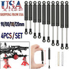 4x Shock Absorber Damper Internal Spring For RC 1/10 SCX10 TF2 D90 TRX-4 Crawler