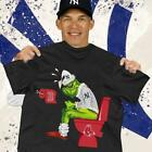 Funny Grinch New York Yankees Official MLB Champions Men Women T-Shirt Gift on Ebay