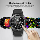 Sport Smartwatch GPS For iOS/Android Bluetooth Heart Rate Blood Pressure Monitor