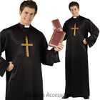 CL769 Priest Pope Pontiff Cardinal Robe Religious Fancy Dress Up Costume Outfit
