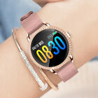 Women Lady Sports Smart Watch Heart Rate Blood Pressure Monitor For iOS Android