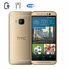 Factory Unlocked HTC One M9 New & Sealed Smart Mobile Android Phone 1yr Warrnty