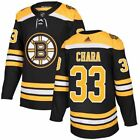 Zdeno Chara #33 Boston Bruins Black & Yellow Hockey Jersey $65.00 USD on eBay