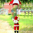 Christmas Santa Snowman Ceiling Skydiving Hanging Party Pendant Wall Home Decor