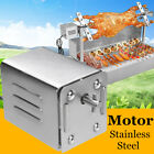 60/70 KGS BBQ Rotisserie Motor Stainless Steel Rod Pig Chicken Grill Roaster IE