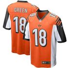 Brand New Men Nike 2019 NFL Cincinnati Bengals A.J. Green 18 Game Edition Jersey