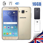 5'' 16gb Factory Unlocked Samsung Galaxy J5 J500f Dual Sim Android Smart Phone