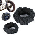 2PCS Accessories Protective Dustproof Oxford Cloth Stroller Wheel Cover Home