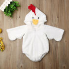 UK Kid Baby Boy Girl Fancy Dress Up Party Chicken Costume Set Teddy Bear Outfits