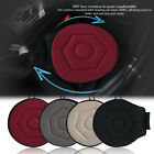 360° Degree Rotating Swivel Cushion Car Seat & Chairs Mobility Aid Moving Part