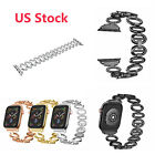Stainless Steel Band Wristband Watchband for Apple iWatch Series 4 40mm/44mm image