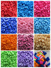 100 - 1000 Acrylic Tube Beads. 9x4mm. 12 Colours. For Jewellery Craft Making