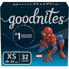 GoodNites Bedtime Bedwetting Underwear for Boys, Size XS/S/M/L/XL*BEST SERVICE**