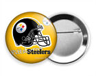 PITTSBURGH STEELERS FOOTBALL CHAMPS TEAM PIN PINBACK BUTTON SPORTS FAN GIFT IDEA $9.49 USD on eBay