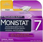 Monistat 7-Day Yeast Infection Treatment   Cream with Disposable Applicators $10.12 USD on eBay