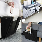 Hanging Sofa Bedside Storage Bag Caddy Pocket Bed Phone Book Holder Organizer