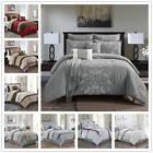 7 Piece Comforter Set - Complete Bed in a Bag King Queen Cal King image